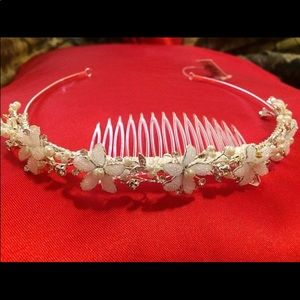 NWT! David's Bridal Tiara